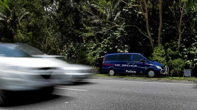 Ipswich road where a speeder is nabbed every 69 seconds