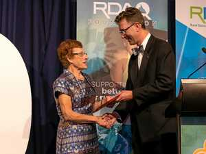 GP recognised awarded for 40 plus years as a rural doctor