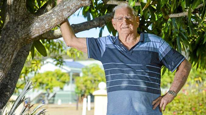 Malcolm Green's mango crop may suffer due to lack of rain in Beecher.