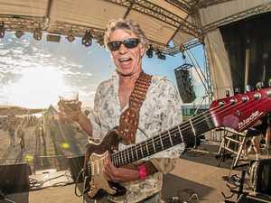 Popular guitarist honoured with OAM