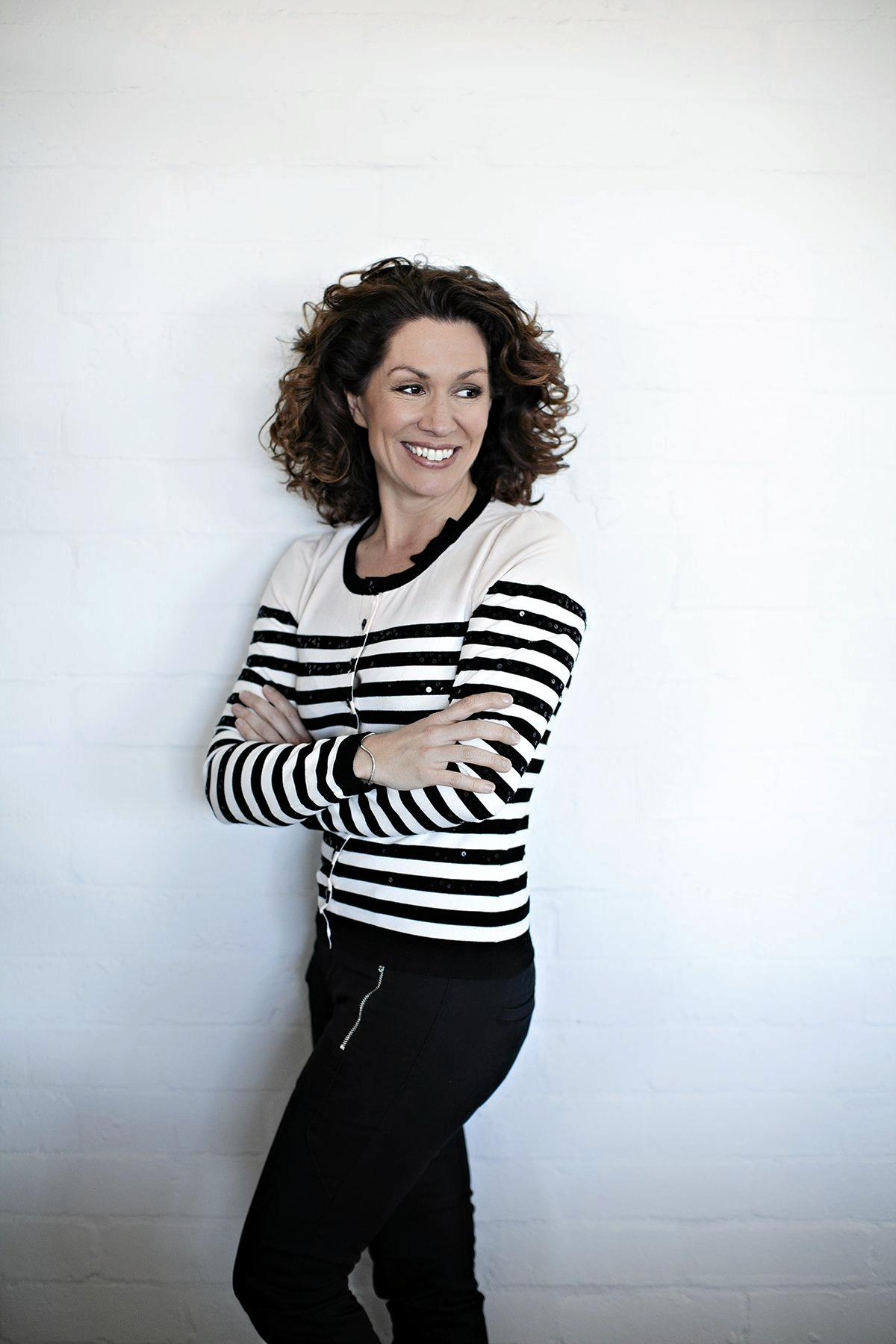 Comedian Kitty Flanagan. Supplied by A-List Entertainment.
