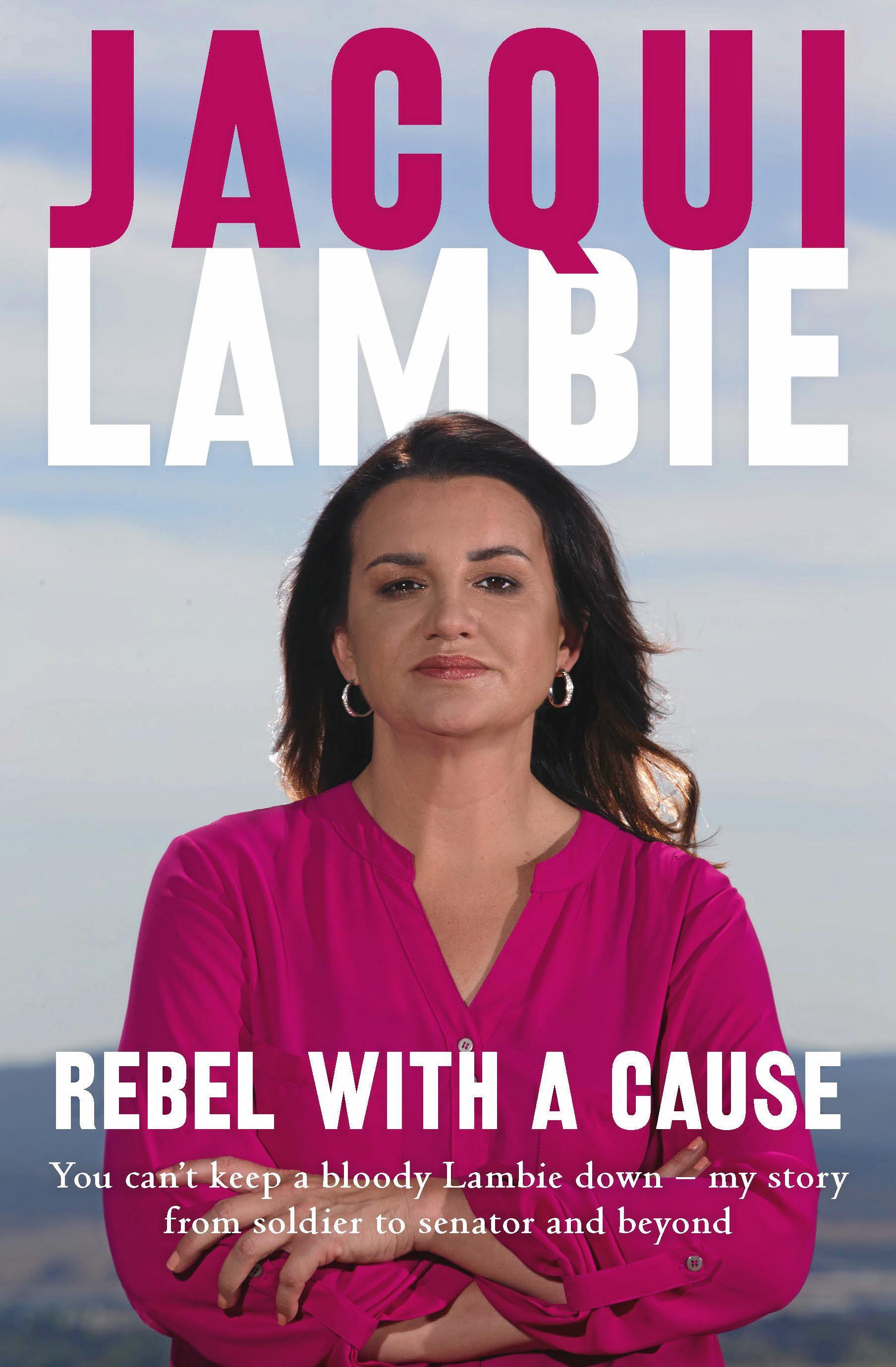 Jacqui Lambie.