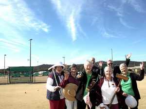 Association croquet celebrates quarter of a century