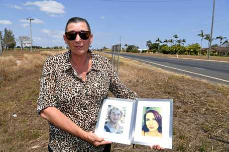 BATTLE WON: Kerri Walker, with portraits of her children Daniel and Sarah, has fought for tougher laws since their death.