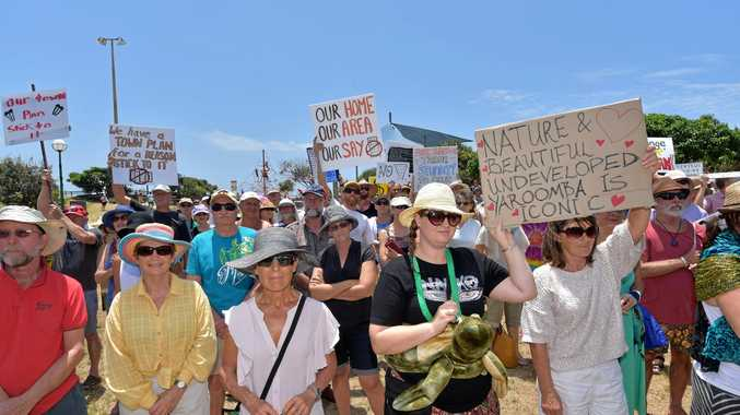 THE battle over Sekisui's Yaroomba development application was expected to move from the streets to the courts whatever the decision reached by Sunshine Coast Council.