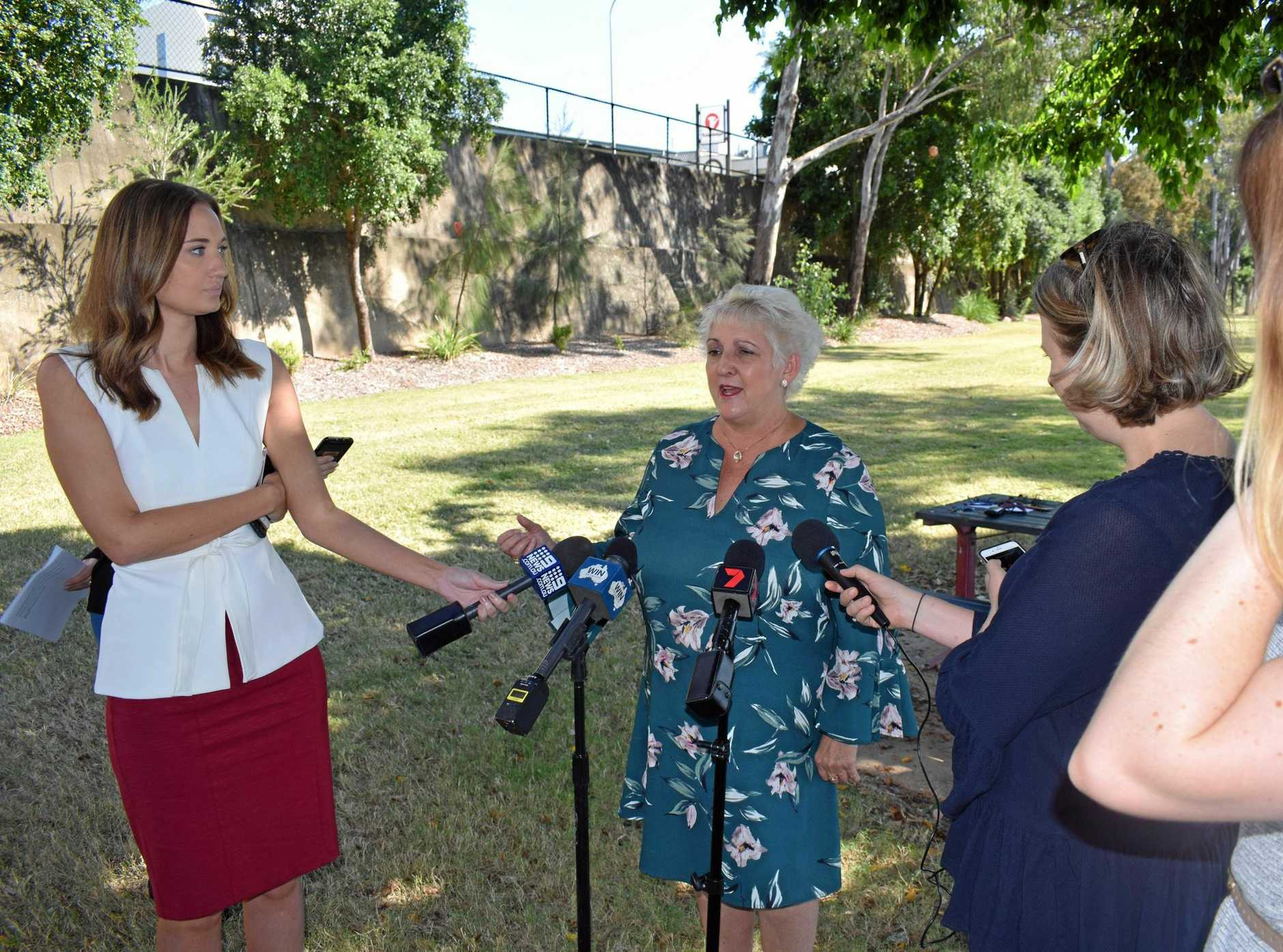 GOING OVERBOARD: Capricornia MP Michelle Landry believes society is overreacting too much on the issue of political correctness.
