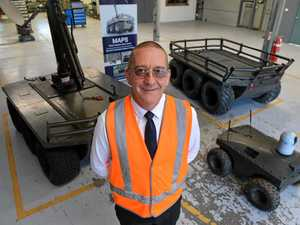 Coast firm lands $2 million military contract