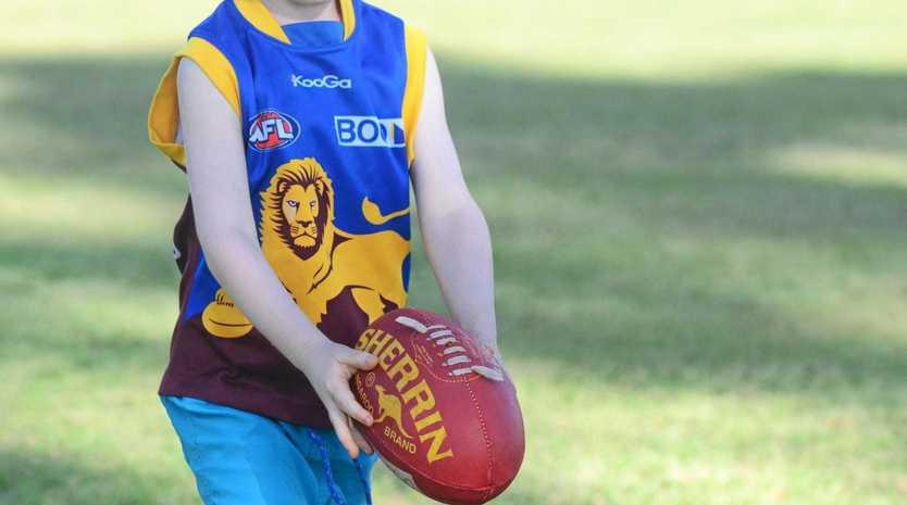 AFL kicks off next term.