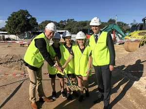 Work starts on $15m Pottsville Beach School upgrades