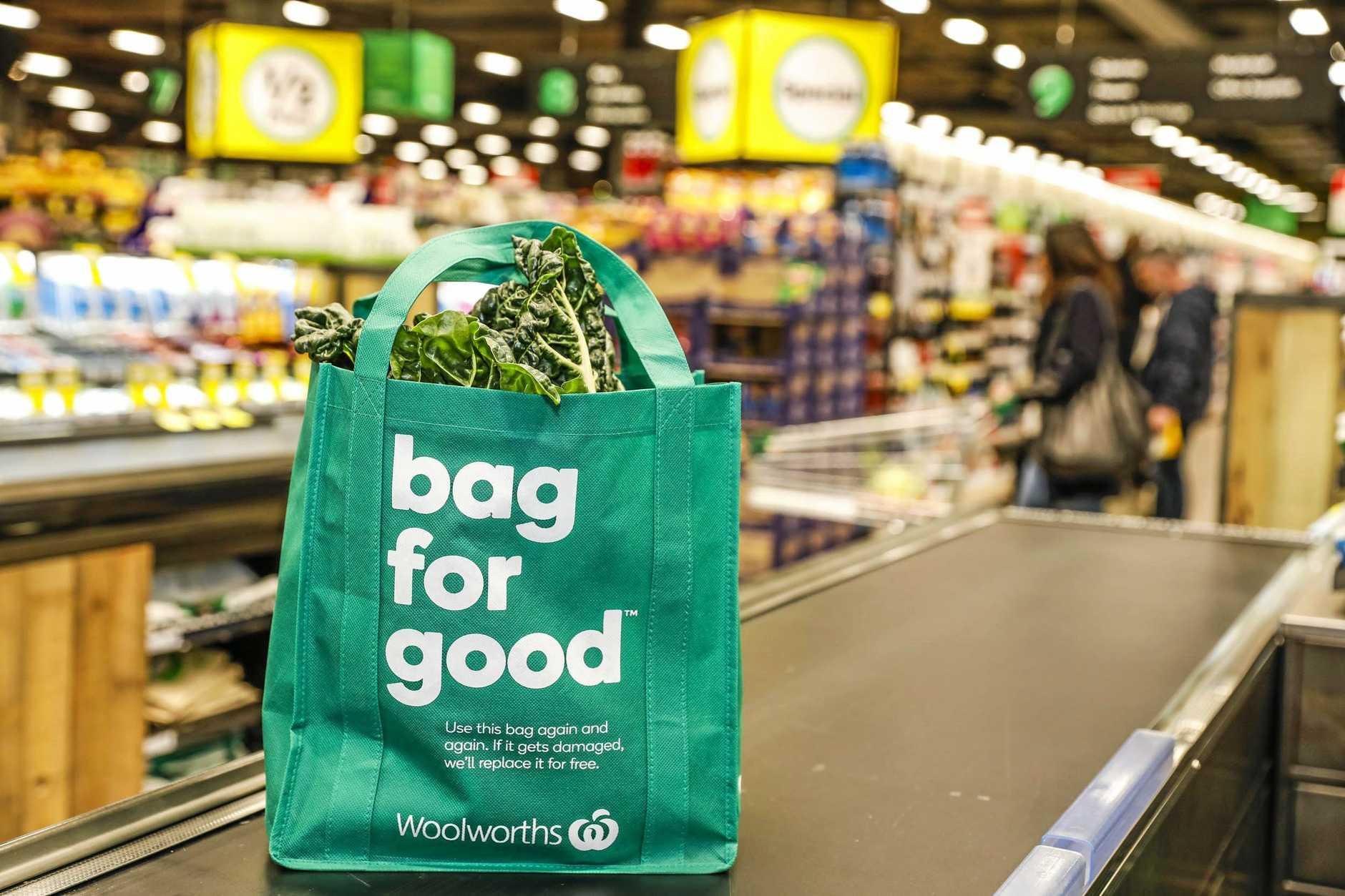 Reusable Bags To Go Green Chinchilla News