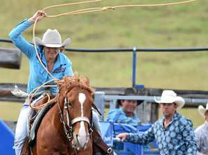 Thousands expected at the Teebar rodeo