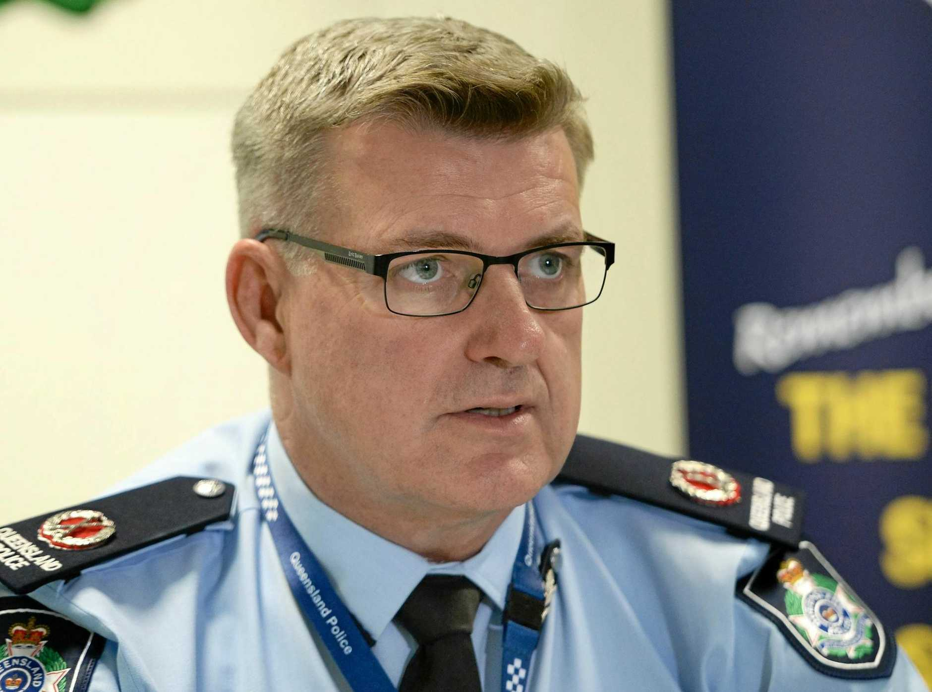INVESTIGATION: Assistant Commissioner Mike Condon has been cleared of misconduct allegations.