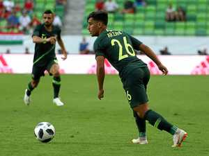 Arzani not worthy yet