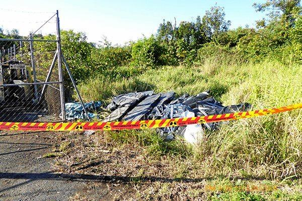 Lismore City Council is investigating a number of illegal asbestos dumping incidents, including asbestos found on public land at Exton Street, North Lismore on Tuesday, June 12.