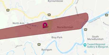 More than 600 Essential Energy customers are reportedly facing power outages after a fire in Murwillumbah.