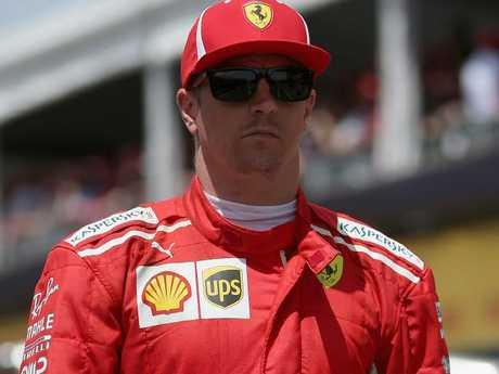 Is Kimi Raikkonen past it?