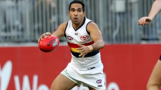 Eddie Betts remains embroiled in controversy.