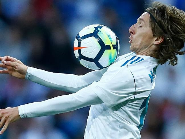 Croatian fans are hopomg Luka Modric will inspire a big run in Russia.