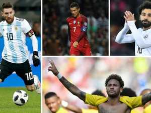 Superstars set to light up the World Cup
