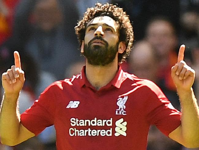Egypt's hopes largely rest with Liverpool midfielder Mohamed Salah.