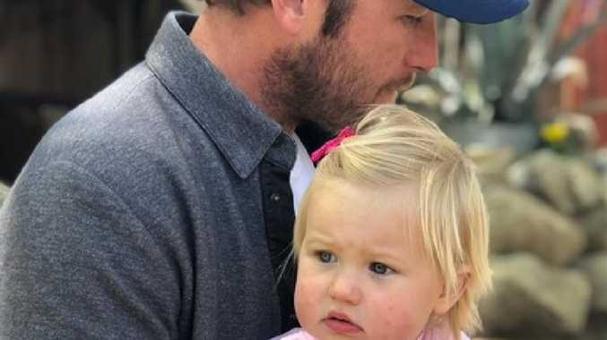 Olympian Bode Miller's 19-month-old daughter drowned in a pool.
