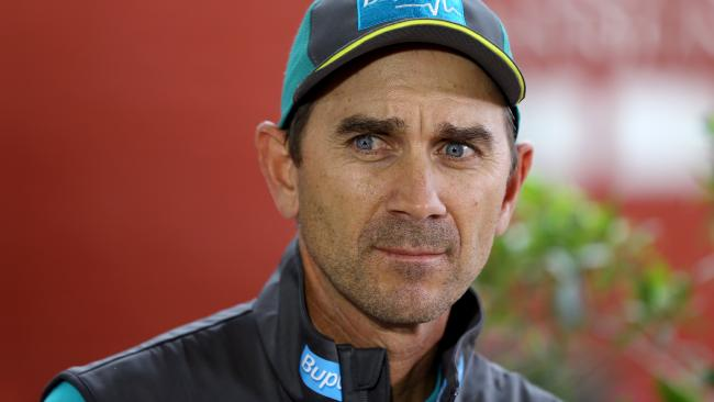 Justin Langer has given an extraordinary interview. 'We can't get enough of them'