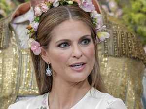Royal mum's fury as princess has meltdown