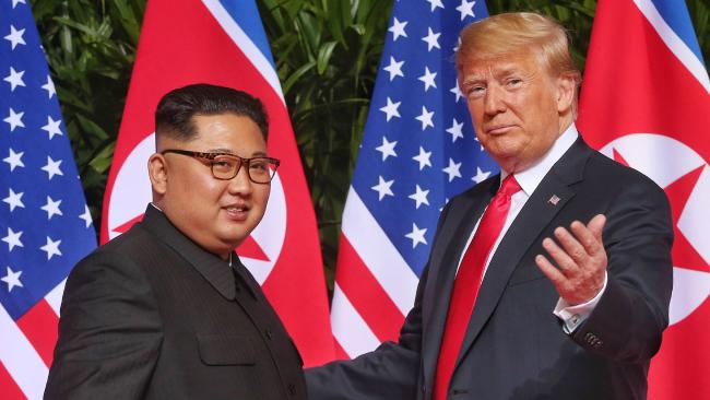 Donald Trump, the President of the United States, came under fire this week for meeting with North Korean dictator Kim Jong-un.