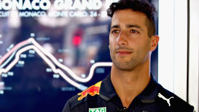 Daniel Ricciardo is in a tough fight for the championship.