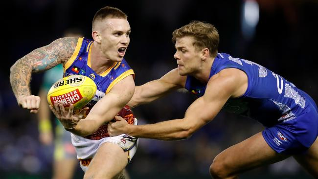 Dayne Beams has rubbished talk of a move south. Pic: Getty Images