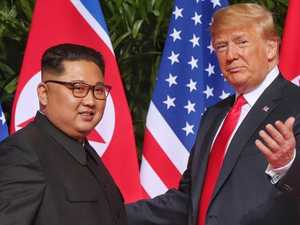 Historic agreement between USA and North Korea