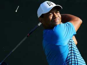 Tiger Woods is looking to shock the world