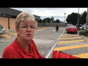 ALDI Parking Complaint