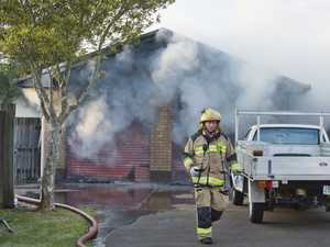 Occupant of Toowoomba home charged with arson