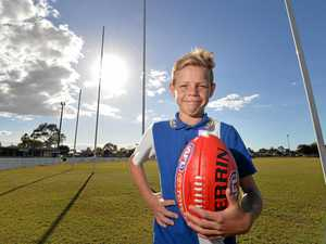 GALLERY: Is this Mackay's next AFL star?