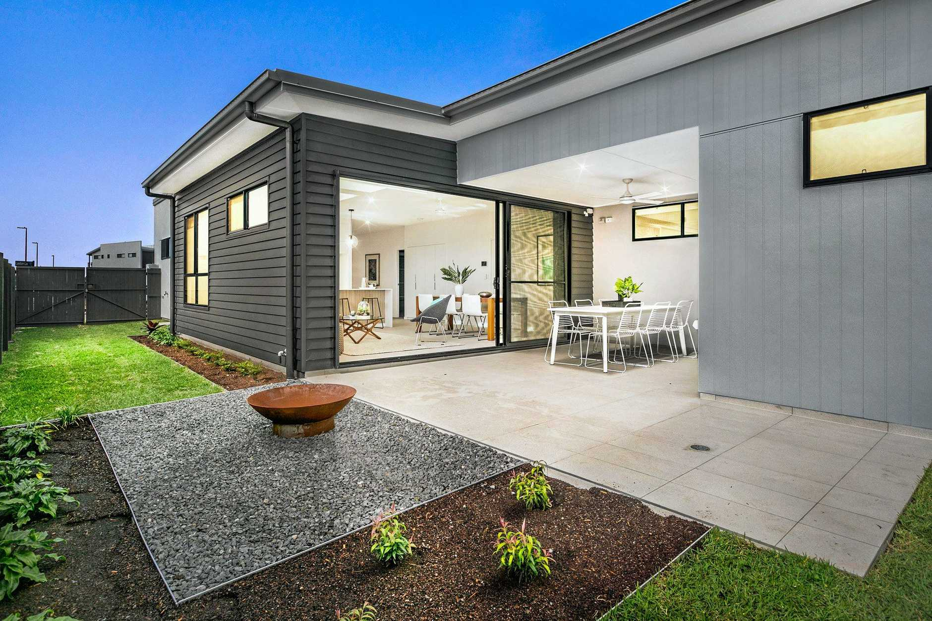 A STATE-OF-THE-ART home in Stockland's Aura has hit the market to serve a