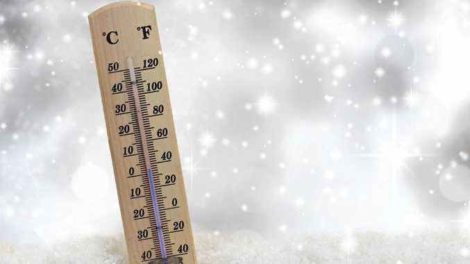 Temperatures drop across Capricornia into next week.