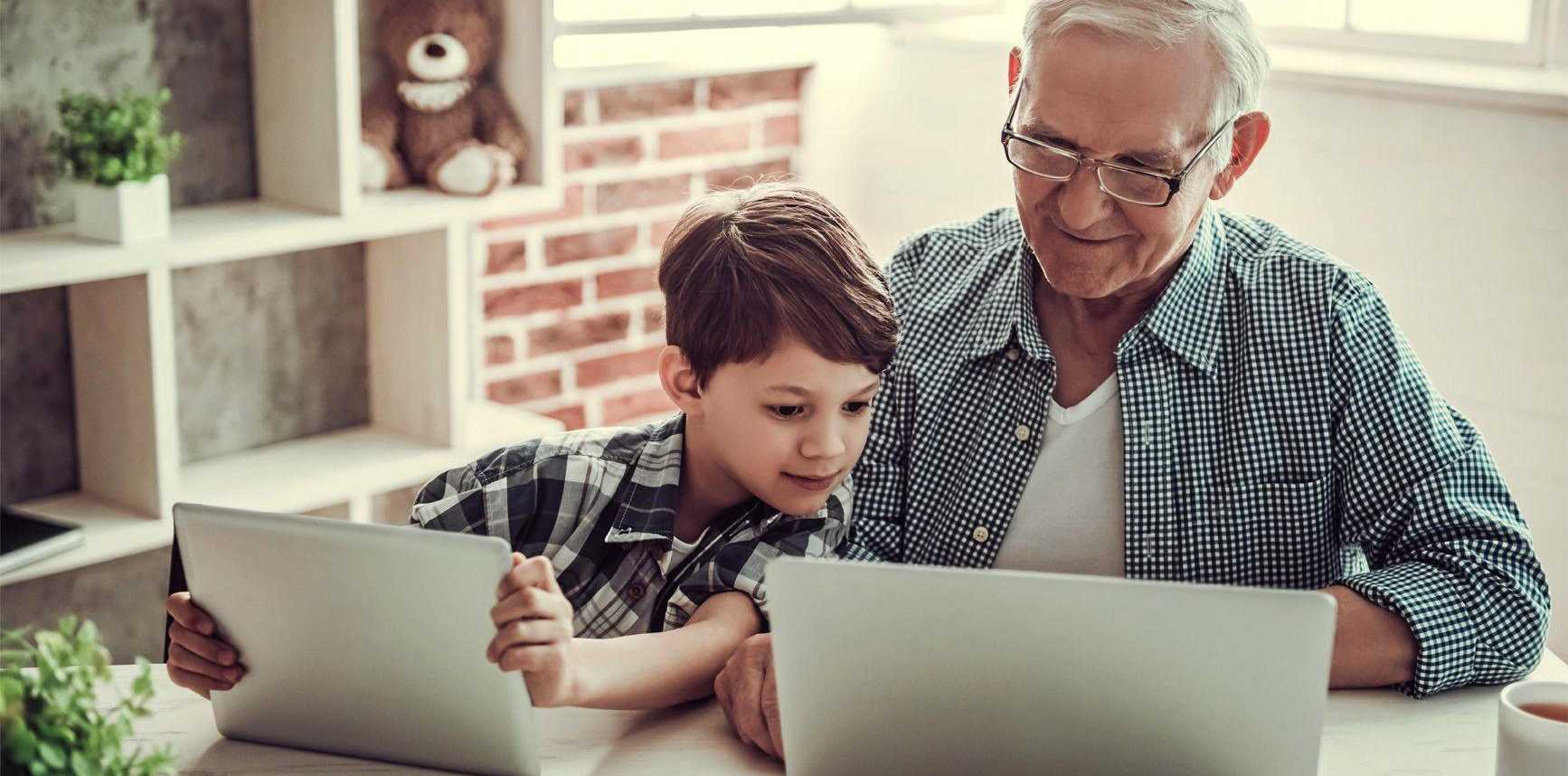 BEING CONNECTED: The Be Connected program helps Seniors keep in touch safely with family, friends and community in an increasingly digital age.