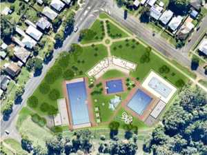 Pool upgrade to cost $17m