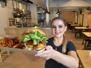 New York-style burger bar opens on Coast