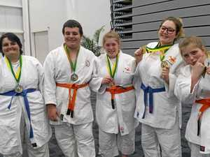 Casino's judo champs sweep titles