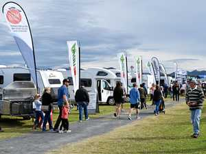 Get into the great outdoors at the Expo