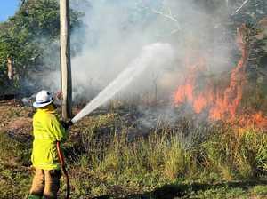 Four suspicious fires in Mt Morgan sparks arson concerns