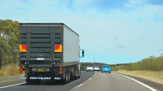 TRAFFIC An application has been submitted to increase 10 trucks an hour to 18 trucks at a Chinderah quarry