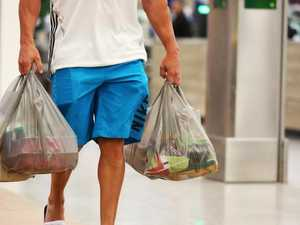 companies face fines if they use plastic bags