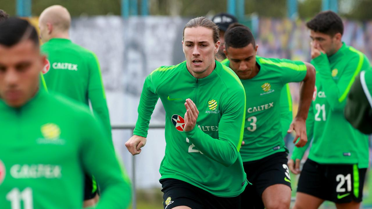 Jackson Irvine is inline to start against Peru.