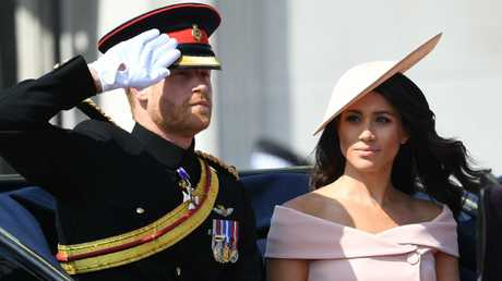 Meghan Markle retired from acting last year. Picture: James Whatling / MEGA