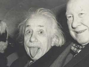Einstein's shocking diary entries