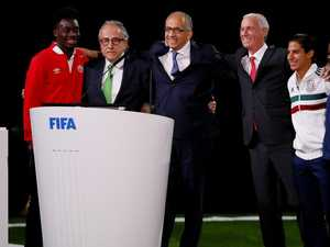 FFA backs move to award 2026 World Cup to USA-Canada-Mexico