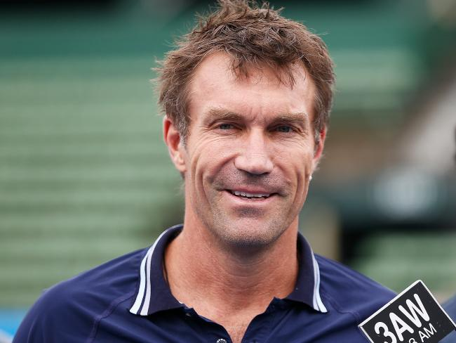 Pat Cash woke the hornets' nest. Picture: Daniel Pockett/Getty